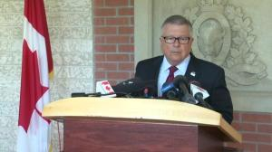 Environment Canada trying to analyze weather patterns in fight against BC wildfires: Goodale