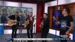 The Franklin Electric perform 'I know the feeling' on The Morning Show