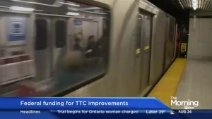 Toronto to receive $500 million for transit improvements