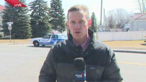 Major police operation in Pierrefonds-Roxboro