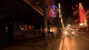 Woman killed after altercation outside of Granville Street nightclub