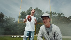 "Manning Brothers return with latest viral rap video ""Fantasy Football Fantasy"""