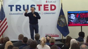 Cruz says he agrees with Bernie Sanders on income inequality