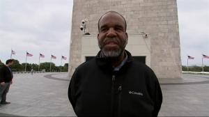 Tourist describes his frustration with closure of Washington Monument for repairs