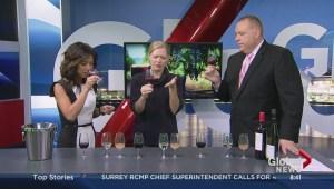 Grape musts versus wine
