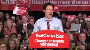 2015 Federal Election: Justin Trudeau thanks supporters the morning after federal election win