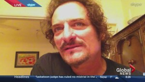 Kim Coates supports Creative Kids in Saskatoon