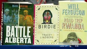 Vote in the Edmonton Public Library's annual Alberta Readers' Choice Award