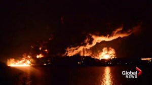 Lac Megantic report expected Tuesday