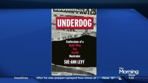 Sue-Ann Levy reveals all in her new book