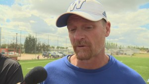 RAW: Blue Bombers Mike O'Shea Media Briefing – Aug. 22