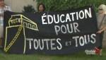 Undocumented Montreal students