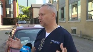Eyewitness recounts shooting of lawyer outside Toronto law office