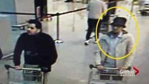 Belgian authorities hunt for Brussels attacks suspect