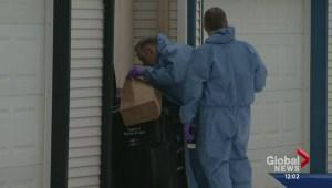 Calgary police investigate discovery of a body in Cranston