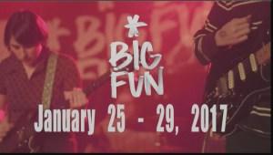 Big Fun Music Festival takes over Winnipeg