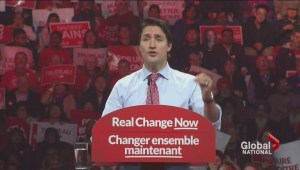 Trudeau and Mulcair hold firm on TPP stance