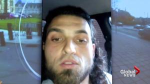 RCMP shows video message from Parliament Hill shooter Michael Zehaf-Bibeau