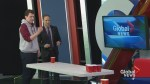 Calgary student's viral videos get him invited to World Series of Beer Pong