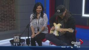 Crystal Shawanda performs
