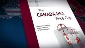 Feds unveil plans to narrow Canada-U.S. price gap