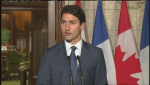PM Trudeau reiterates his promise to work with whoever is elected U.S. president in November