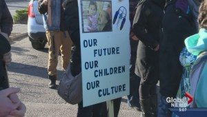 First Nations unite in Kelowna to rally for independent child welfare systems