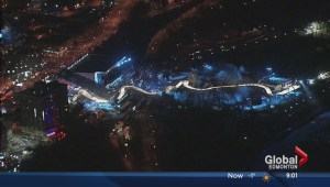 Red Bull Crashed Ice wraps up in Edmonton