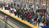 Tuscany LRT Station Celebrates Opening.