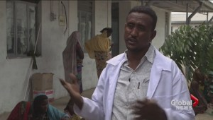 El Nino being blamed for extreme drought in Ethiopia