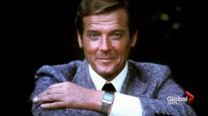 Roger Moore leaves behind legacy beyond acting