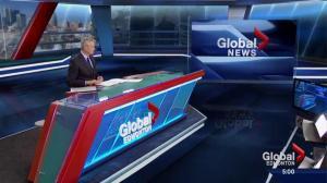 Global News at 5 Edmonton: April 15
