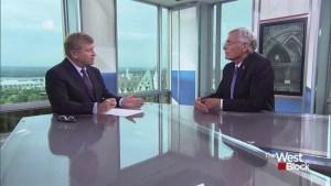 Senator Cowan says he won't leave Senate leadership role while challenging audit