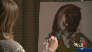 Unique art projects help first responders deal with PTSD