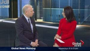 Jean-François Lisée talks Quebec identity