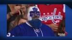 Dart Guy steals Leafs fans hearts