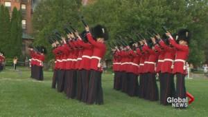 Canada Day in Sainte-Anne-de-Bellevue
