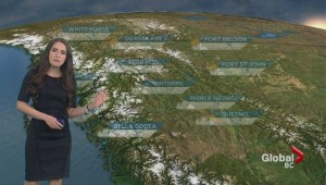 BC Evening Weather Forecast: Feb 13
