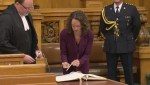 Nicole Sarauer takes over as interim leader of Saskatchewan NDP
