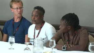 Ugandan swimmers in Edmonton recount police raid on LGBTQ event, share challenges
