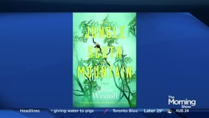 Award-winning Canadian writer Andrew Westoll debuts novel