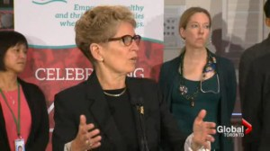Premier Wynne admits Ontario doesn't have enough data on the Fentanyl overdose crisis