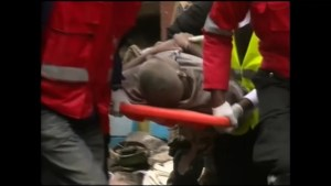 Several dead in Kenya building collapse, survivors still under rubble