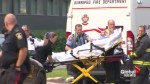 Woman injured in explosion in Winnipeg is transported to hospital