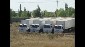 Russia prepares second convoy of humanitarian aid to eastern Ukraine