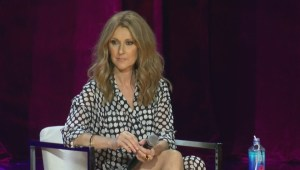 Celine Dion discusses what she's learned about herself during her husband's illness
