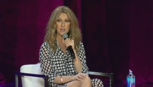 Celine Dion gives advice to fans also dealing with an illness in the family
