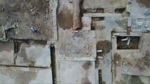 'Little Pompeii' discovered near Lyon in France