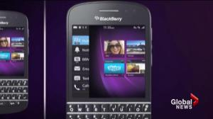 Blackberry could release 2 Android smartphones this year