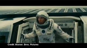 Movie Trailer: Interstellar